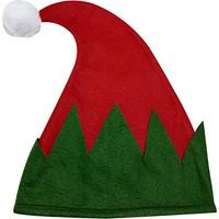 KullanAtMarket Keçe Noel Baba Şapkası Kırmızı