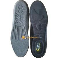 Srt Süet Ayakkabı İç Astarı Siyah