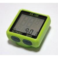 Assize Km Saati As-100 Kablolu 11 Fonksiyonlu Yeşil