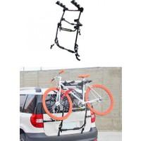 Buzz Rack Bisiklet Taşıyıcı Bagaj Üstü Spider 3 Lü Siyah