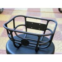 Dahon Ön Bagaj Cargo Basket Siyah