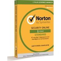 Norton Internet Security 2017 – 1 Cihaz Koruması (Kutulu)