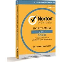 Norton Internet Security 2018– 3 Cihaz Koruması (Kutulu)