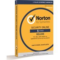 Norton Internet Security 2018 – 5 Cihaz Koruması (Kutulu)