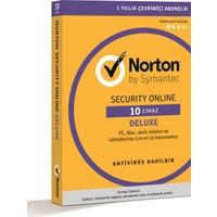 Norton Internet Security 2018 – 10 Cihaz Koruması (Kutulu)