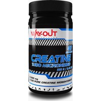 Way-Out Nutrition Creatine %100 Micronized 200 G.