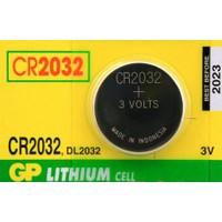 Gp Cr2032 Pil Naturel