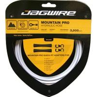 Jagwire Mountain Pro Hidrolik Kablo Quick Fit Beyaz