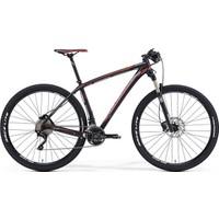 Merida Big Nine 1000 Carbon Dağ Bisikleti 29 2015 Siyah-Kırmızı 17