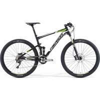 Merida Ninety Nine 9.6000 Car.Dağ Bisiklet 29 2015 Siyah-Yeşil 17