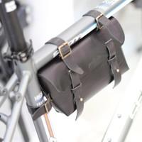 Pro Cycle Kadro İçi Çanta Deri Siyah