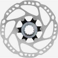 Shimano Rotor Sm-Rt64 Centerlock Siyah-Gri 160 mm