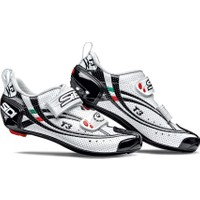 Sidi T3 Air Triatlon Ayakkabısı Siyah-Beyaz 40