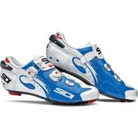 Sidi Wire Yol Ayakkabısı Beyaz-Mavi
