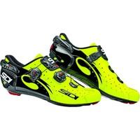 Sidi Wire Yol Ayakkabısı Siyah-Sarı
