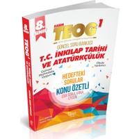 Barış Kitap Teog 1 T.C İnkılap Tarihi Ve Atatürkçülük Güncel Soru Bankası Barış Kitap 8. Sınıf