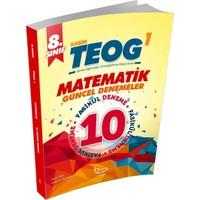 Barış Kitap Teog 1 Matematik Güncel 10 Deneme Barış Kitap 8. Sınıf