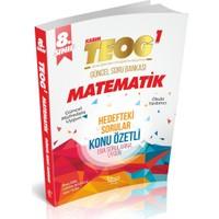 Barış Kitap Teog 1 Matematik Güncel Soru Bankası Barış Kitap 8. Sınıf