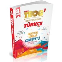 Barış Kitap Teog 1 Türkçe Güncel Soru Bankası Barış Kitap 8. Sınıf
