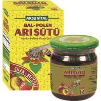 Aksuvital Aks Meyveli Arı Sütü-Bal-Polen Karışımı 230 Gr