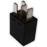 4 Ayaklı Mikro Röle Siyah 12V Tyco-A