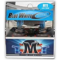 T.M.T Set Ampul H11 12V 5000K Beyaz Işık