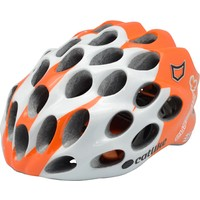 Catlike Whisper Plus Euskaltel Yol Bisikleti Kaskı Turuncu-Beyaz