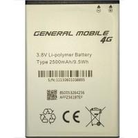 General Mobile Discovery 4G 2500 mAh Batarya Pil