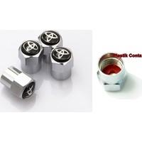 Nxt Corolla Sibop Kapağı Metal 4 Adet Auris Sibop