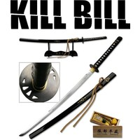 Museum Replicas Kill Bill: Hattori Hanzo Katana Sword
