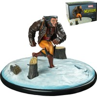 Diamond Select Marvel Premier Collection: Wolverine İn Snow Statue