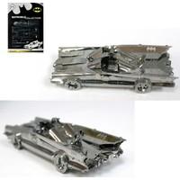 Sd Toys Batman 1966 Batmobile 3D Metallic Puzzle Batmobile 3D Maket