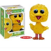 "Pop Funko Sesame Street - Big Bird 6"""