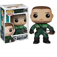 Pop Funko Arrow - Oliver Queen 'The Green Arrow'