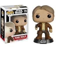 Pop Funko Star Wars Ep7 - Han Solo