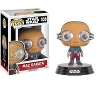 Pop Funko Star Wars Ep7 - Maz Kanata