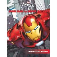 Marvel Iron Man İle Süper Boyama