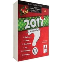 2017 Bilgi & Kültür Takvimi