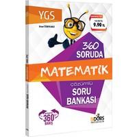Biders Yayıncılık Ygs 360 Soruda Matematik Çözümlü Soru Bankası