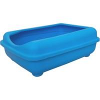 Lepus Kedi Kum Kabı 15*36*46 cm Mavi