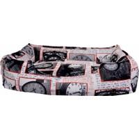 Lepus Clocks Kedi Köpek Yatağı Small 40x25x55 cm