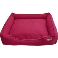 Lepus Soft Fuşya Kedi Köpek Yatağı 50 X 20 X 65