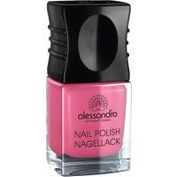 Alessandro Nail Polish Neon Pink 10 ml.