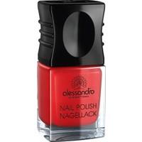 Alessandro Nail Polish Classic Red 10 ml.