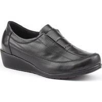 Siber 7504 %100 Deri Günlük Ortopedik Bayan Ayakkabı