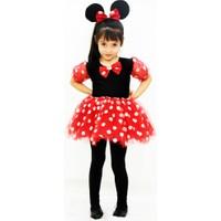 Hkostüm Mini Balerin Kız Çocuk Kostümü 7 - 9 Yaş