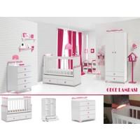 Patiko Babysun Luks Bebek Odası 2 Kapılı (Gece Lambalı )