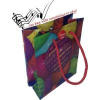 Vago MindsMüzikli / Hediyelik Çanta - Doğumgünü Melodili
