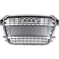 Wolcar Audi Panjur A1 Parlak Siyah (T94) Logolu