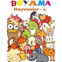 Boyama Hayvanlar 2
